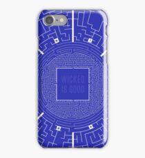 The Maze Runner Blueprints iPhone Case/Skin