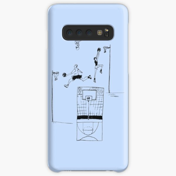 Basketball retro sketch Samsung Galaxy Snap Case