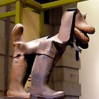 Wellie Boot Dog by ElsT
