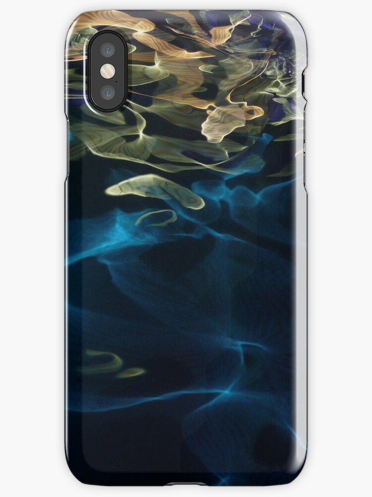 H2O # 49 (iPhone Case) by Lena Weiss