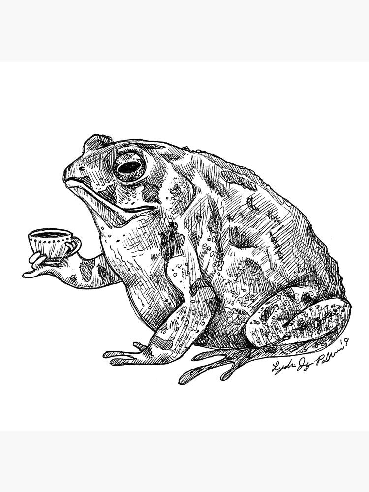 Tea Toad by phantomstallion