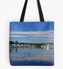 Harbor View at Wickford  Tote Bag