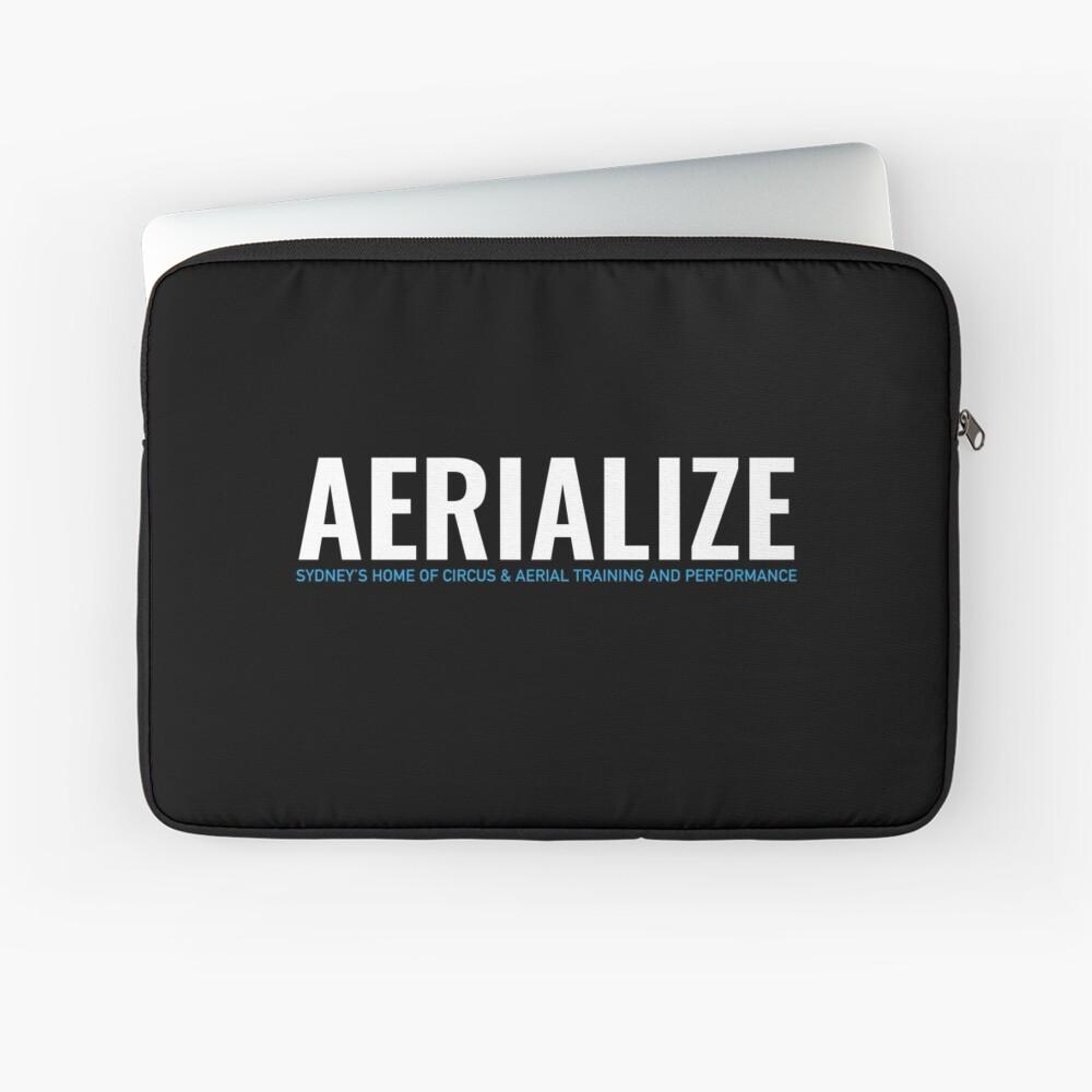 Aerialize Merchandise Laptop Sleeve