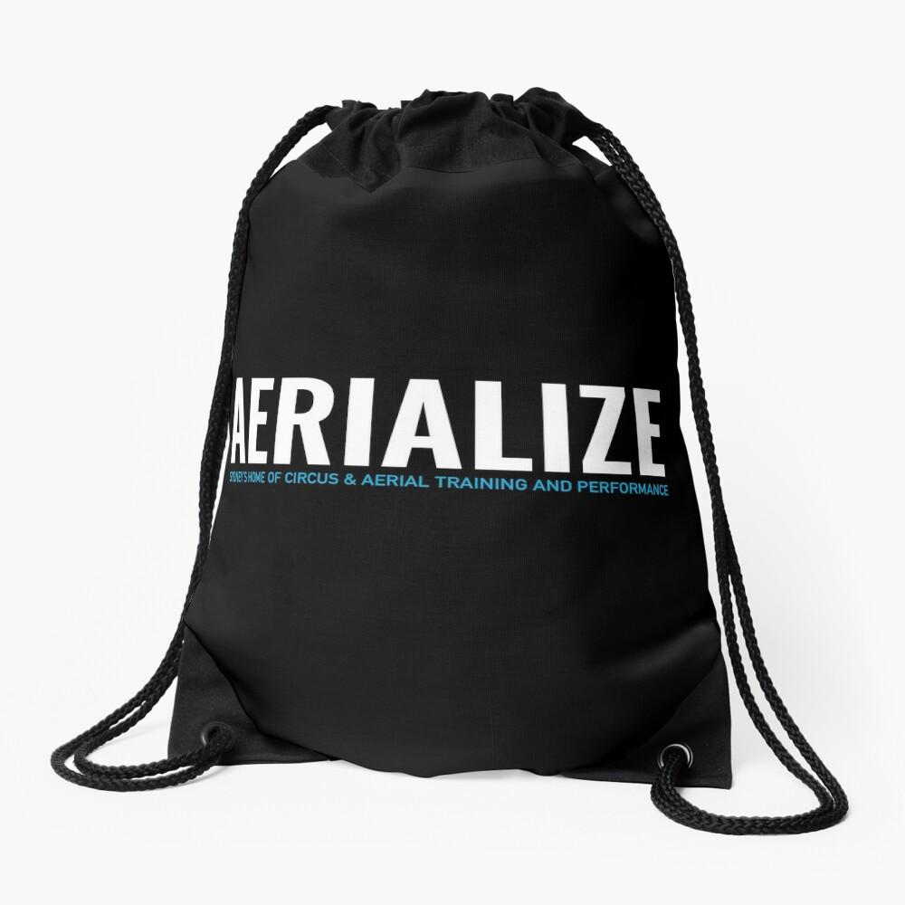 Aerialize Merchandise Drawstring Bag