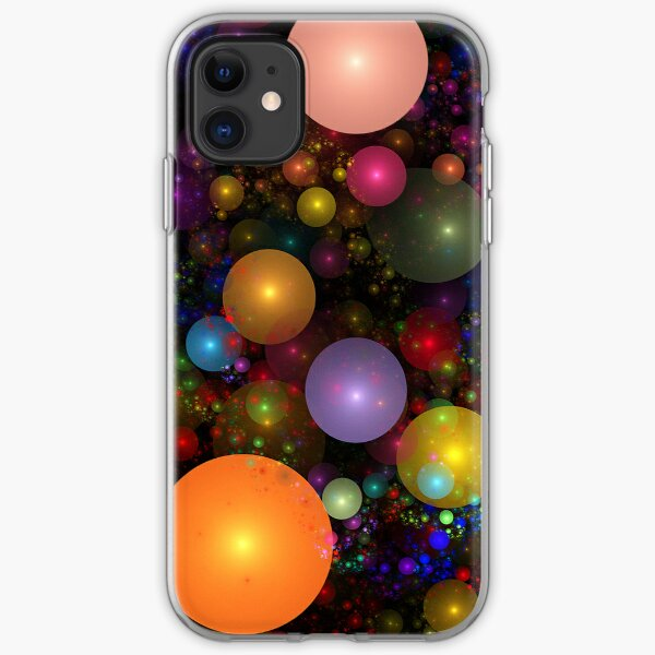Billions of Bubbles for IPhone iPhone Soft Case