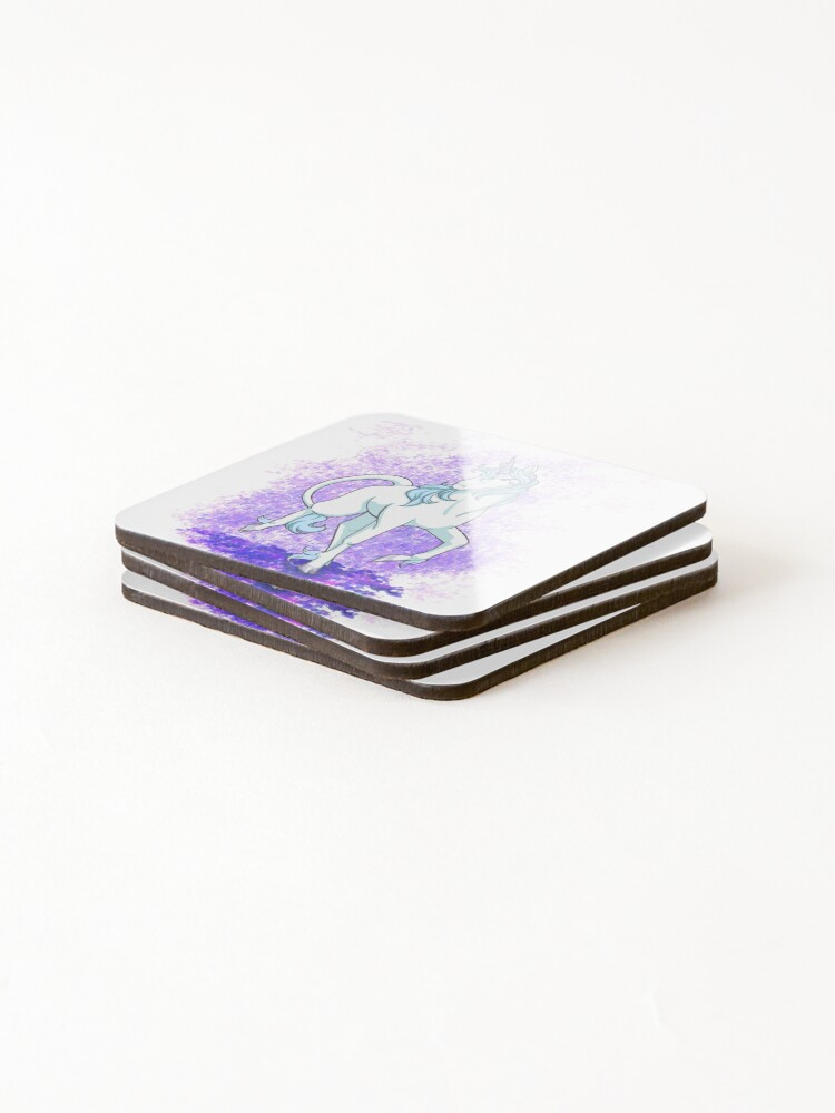 Alternate view of Am I Truly Coasters (Set of 4)