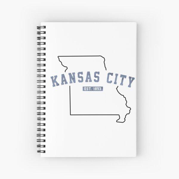 Kansas City, Missouri Spiral Notebook