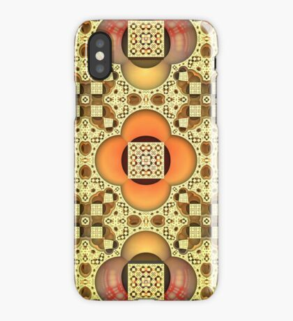 Pleasing Pattern for iPhone iPhone Case