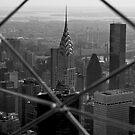 Chrysler Building by Brian Leadingham