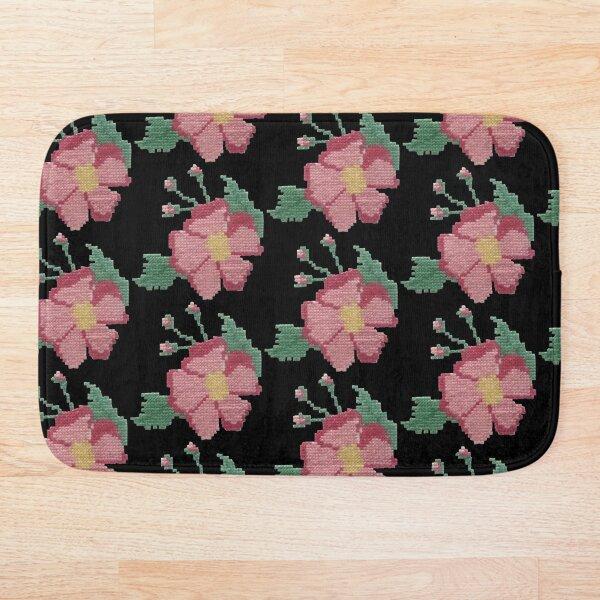 Apple Bloom Bath Mat
