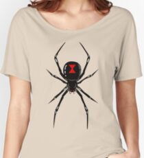 Black widow spider Women's Relaxed Fit T-Shirt