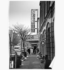 Old County Theater -- Doylestown Poster