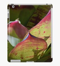 tropische Pflanze iPad-Hülle & Klebefolie