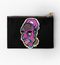 Burnout - Black Background Version Studio Pouch