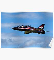 Royal Air Force BAe Hawk T1 Poster