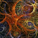 Virile moment by Fractal artist Sipo Liimatainen
