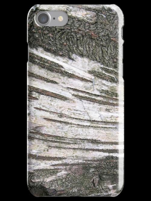 Stripey birch bark by KatDoodling