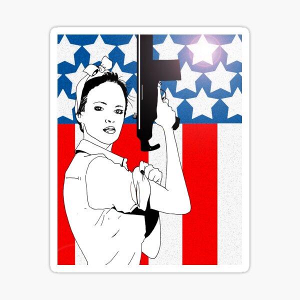 Rosie Gunchick Sticker