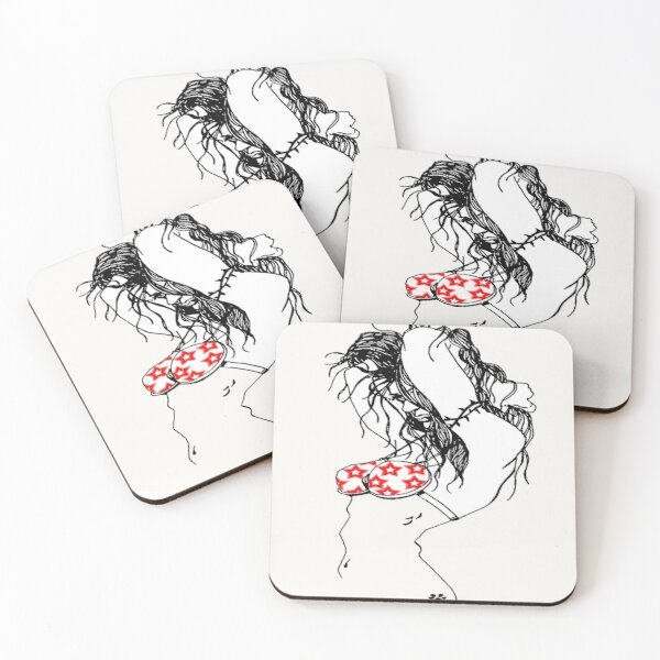 Star Coasters (Set of 4)