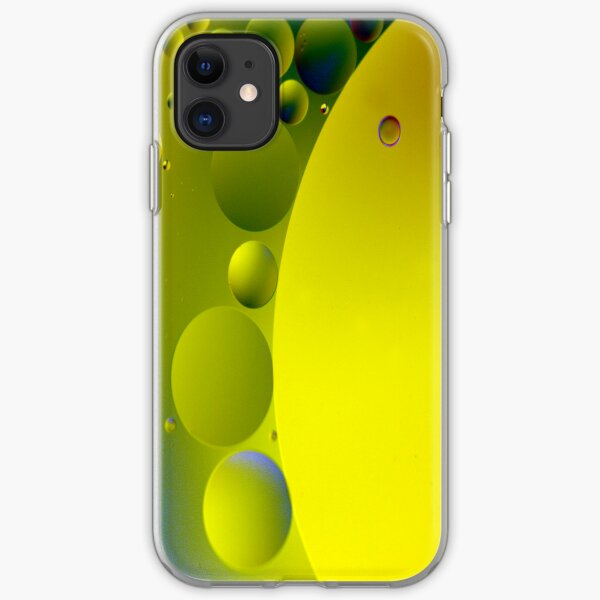 iPhone Case - Green Cheese iPhone Soft Case