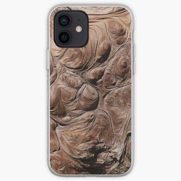 Sequoia topography iPhone Soft Case