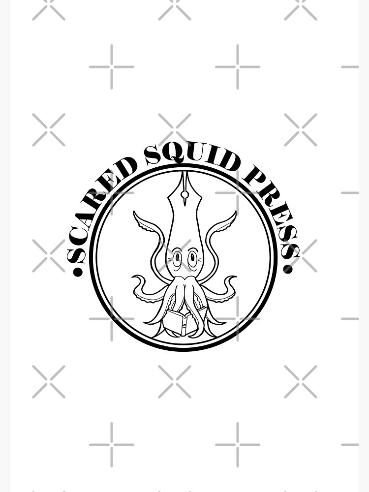 Scared Squid Press by ScaredSquidBook