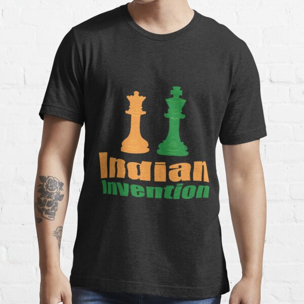 Indian invention - Chess Essential T-Shirt