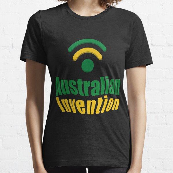 Australian invention - Wifi Essential T-Shirt