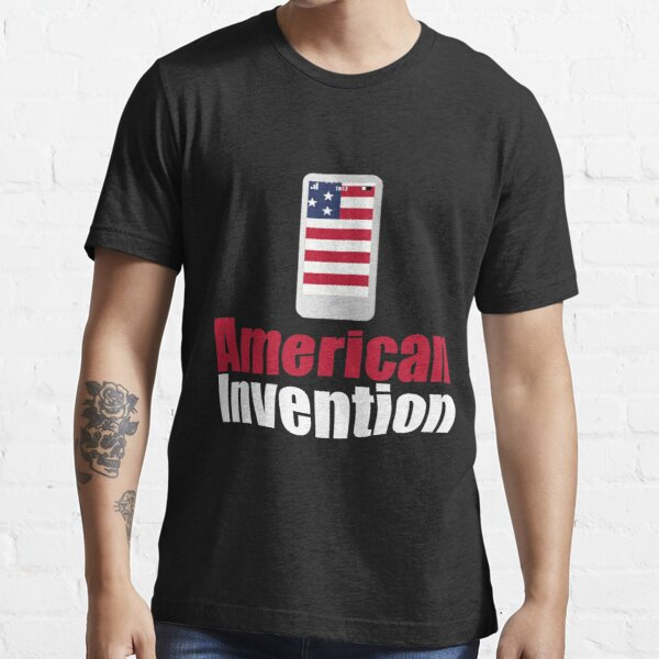 American invention - Mobile cell phone Essential T-Shirt