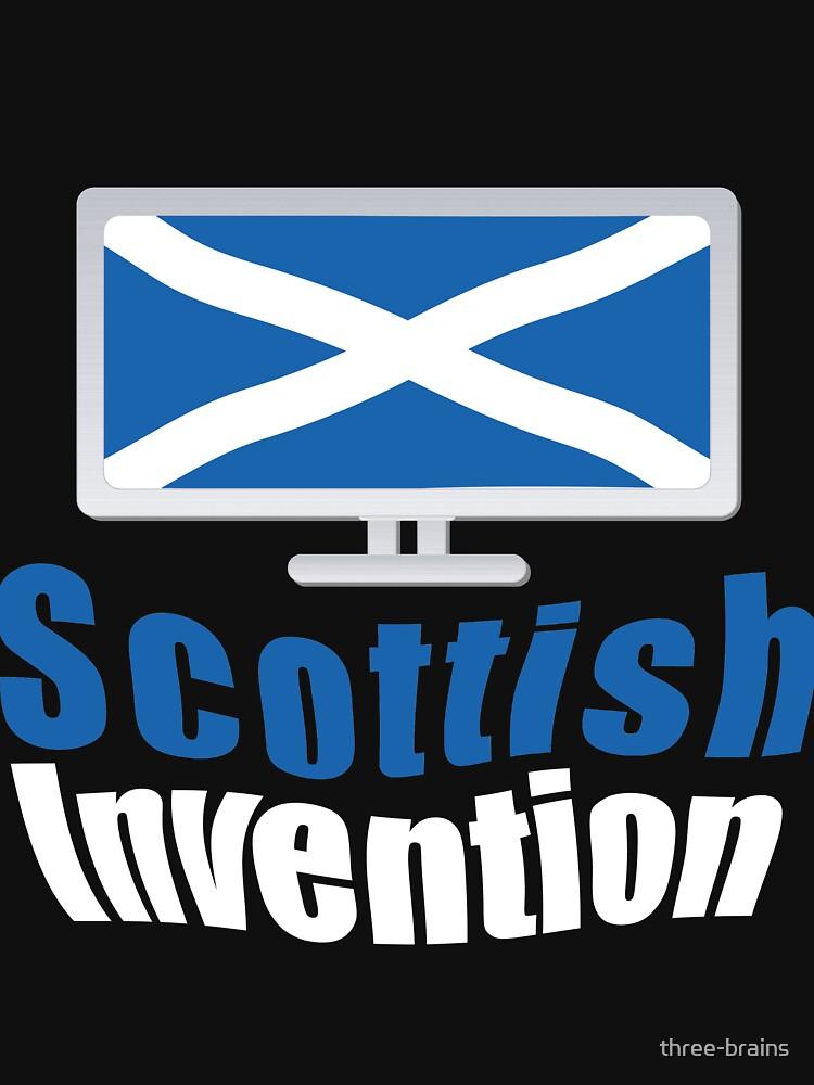 Scottish invention - Television by three-brains