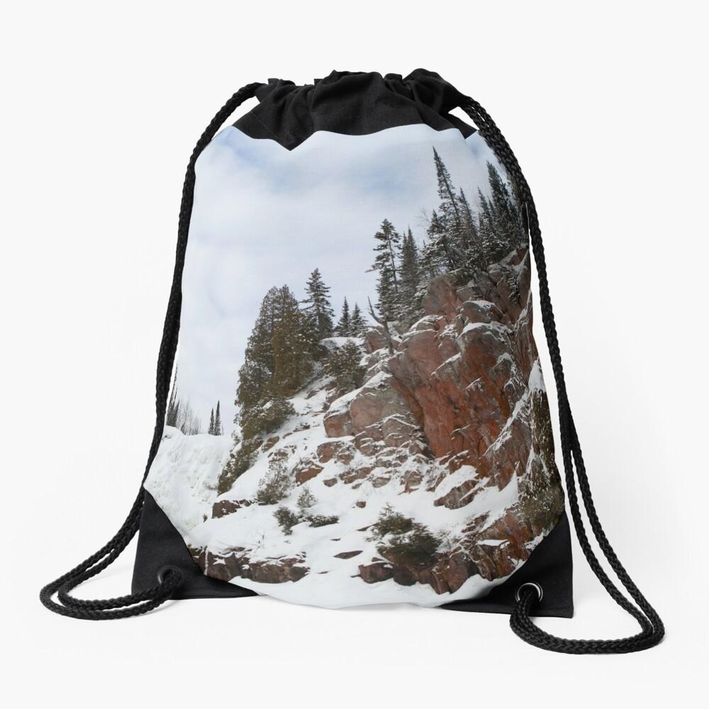 High Falls Drawstring Bag