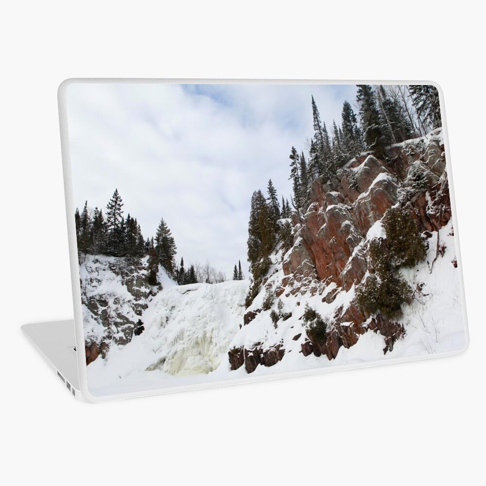 High Falls Laptop Skin