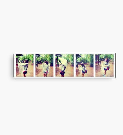 Sequential Metal Print