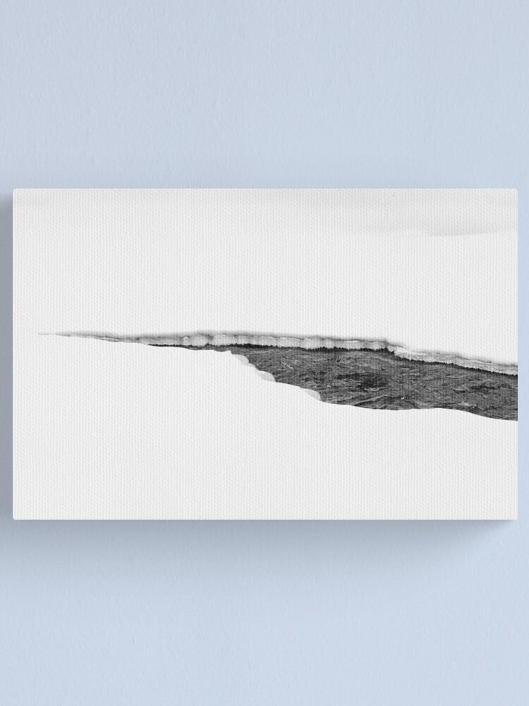 Alternate view of Breach Canvas Print