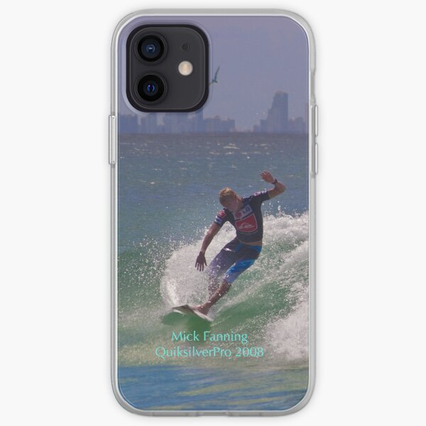 Mick Fanning - iPhone case iPhone Soft Case