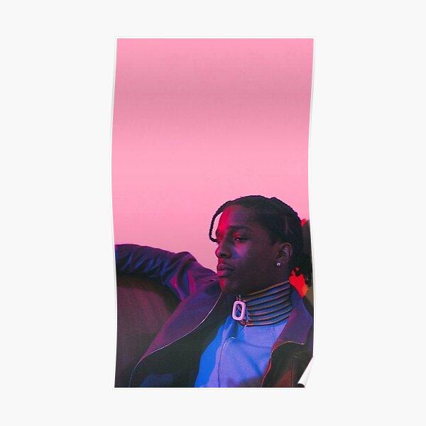 A$AP Pink Poster