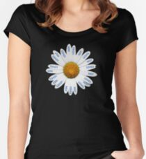 Loves Me? Loves Me Not? Women's Fitted Scoop T-Shirt