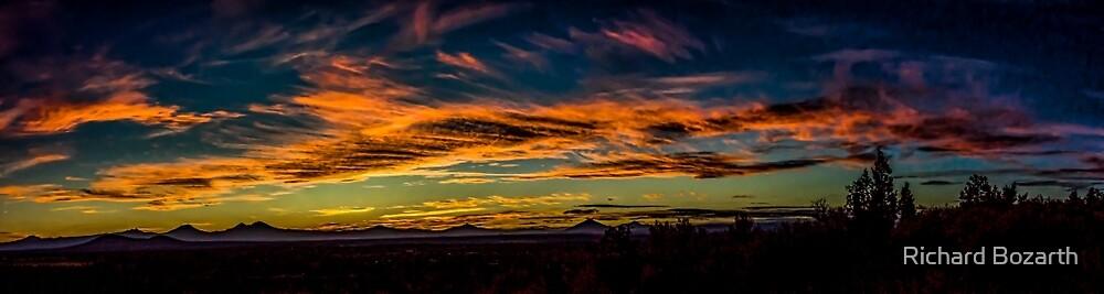 Redmond sunset 103 by Richard Bozarth