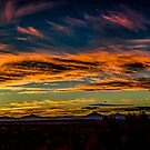 Redmond sunset 103 by Richard Bozarth