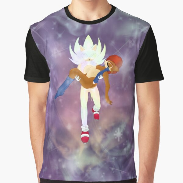 Hyper Sonic and Sally Graphic T-Shirt