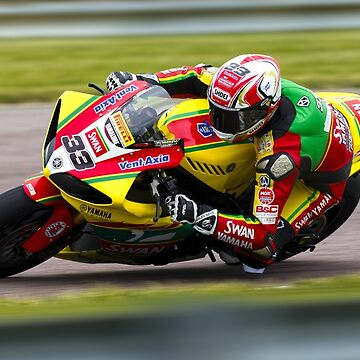 British Superbike Rider Tommy Hill by AndyHkr