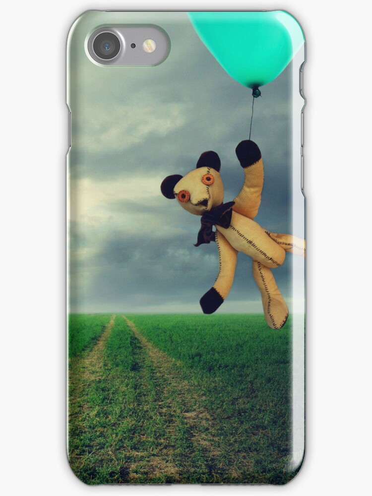 Horatio iphone Cover by Carol Knudsen