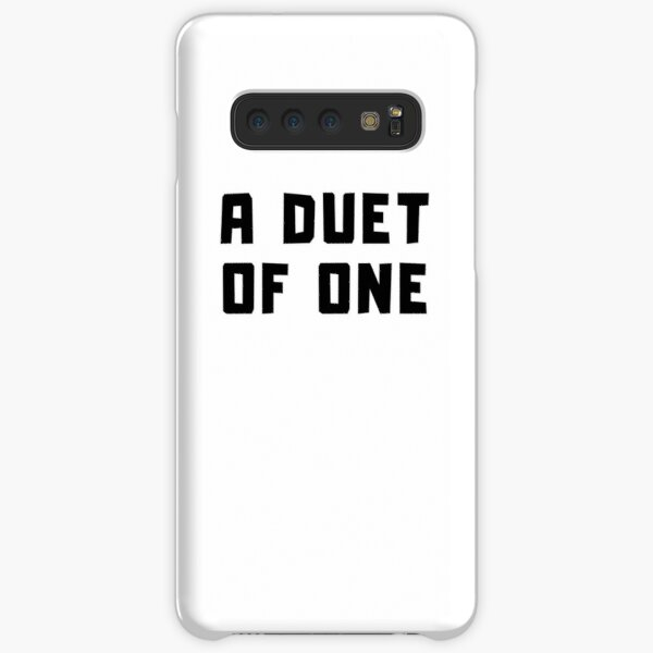 A DUET OF ONE Samsung Galaxy Snap Case