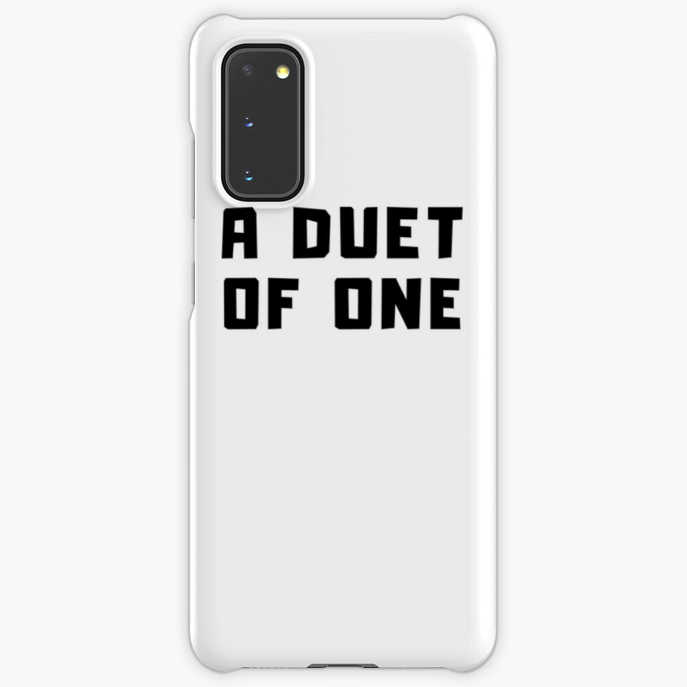 A DUET OF ONE Case & Skin for Samsung Galaxy
