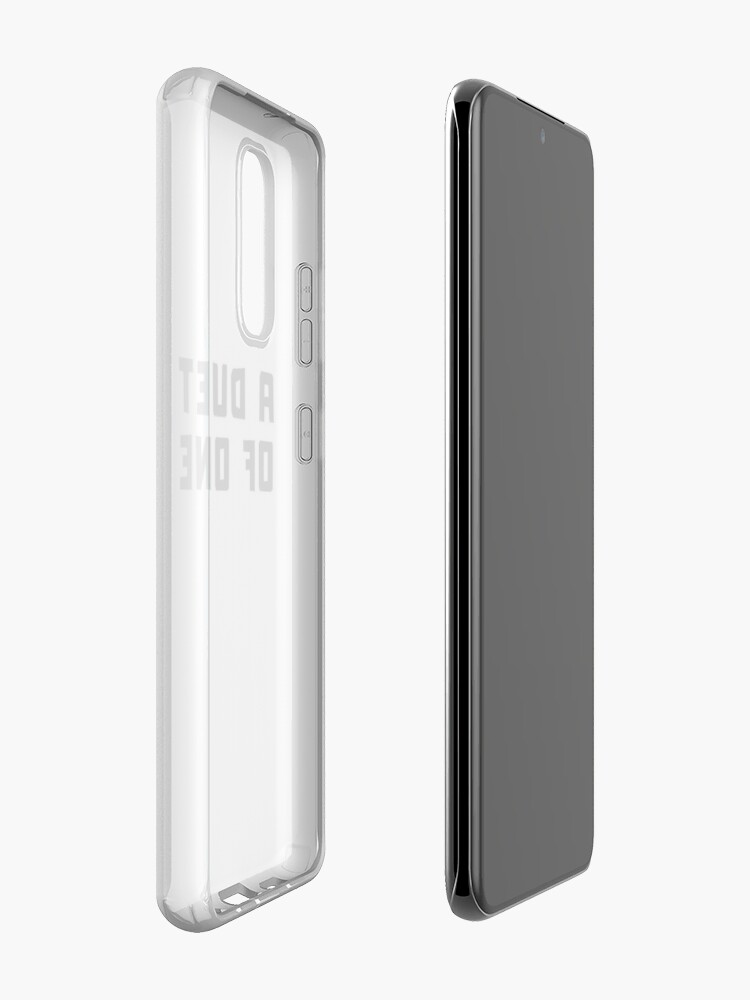 Alternate view of A DUET OF ONE Case & Skin for Samsung Galaxy