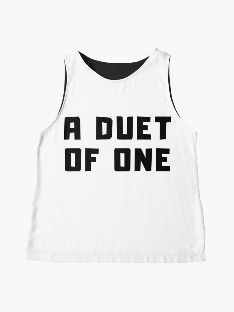Alternate view of A DUET OF ONE Sleeveless Top