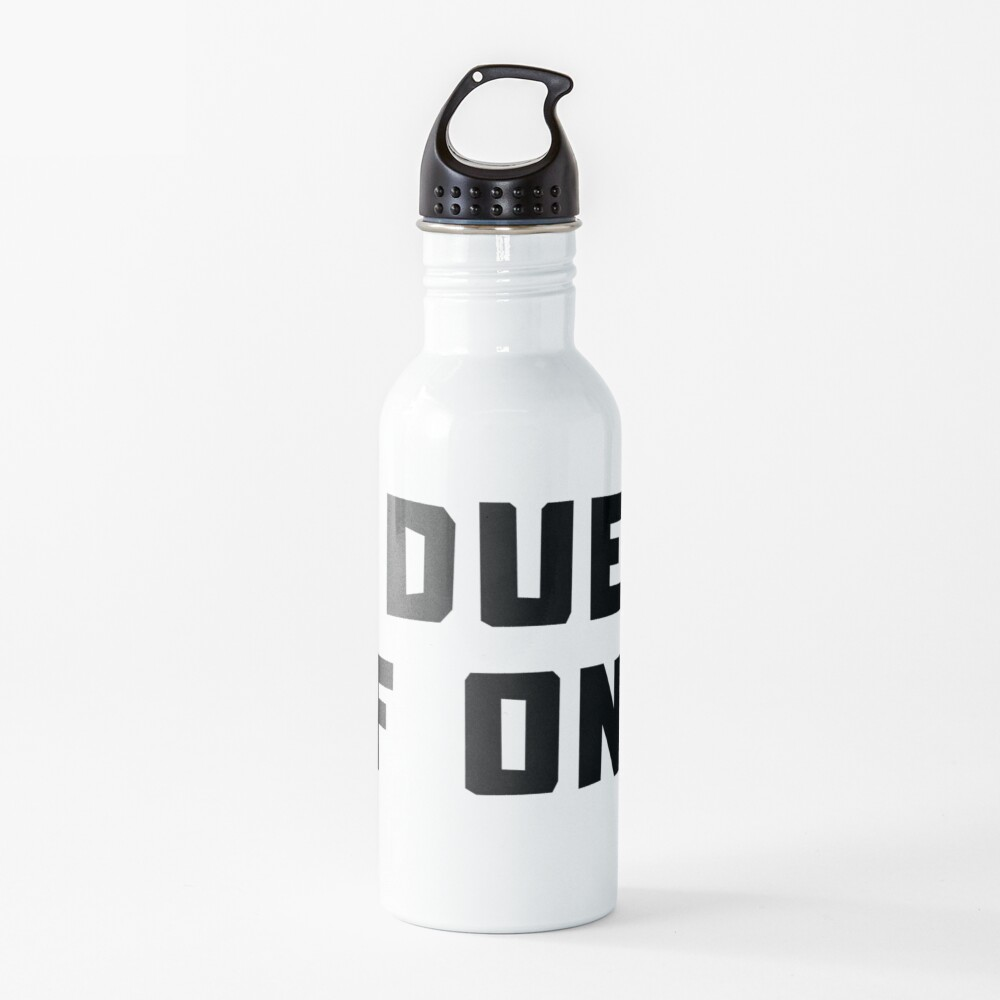 A DUET OF ONE Water Bottle