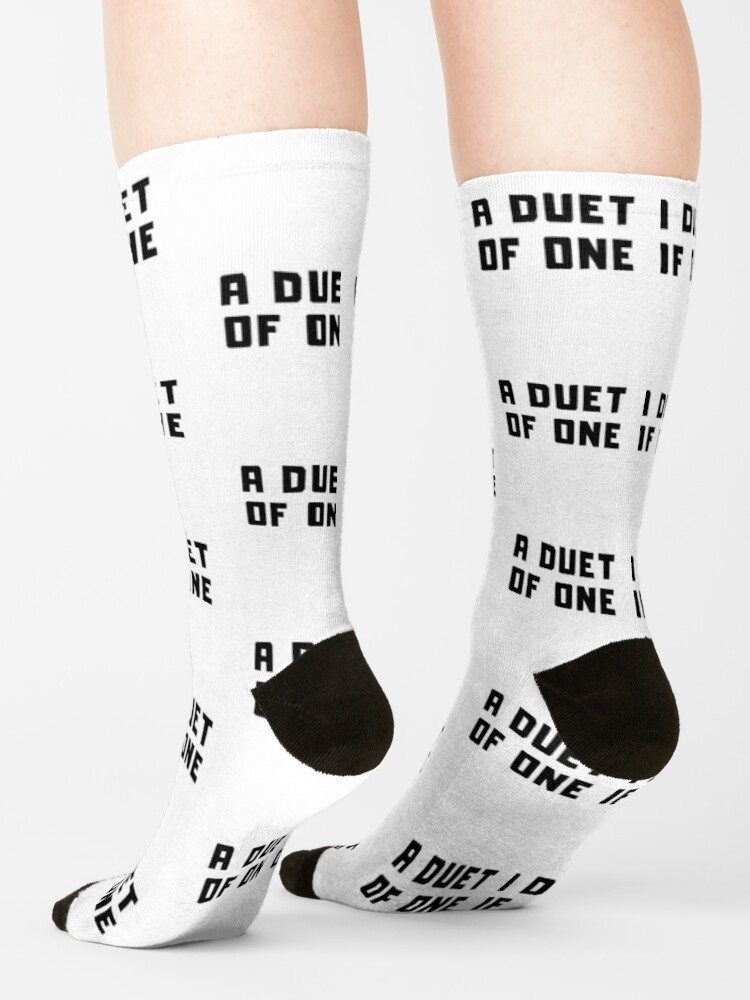 Alternate view of A DUET OF ONE Socks