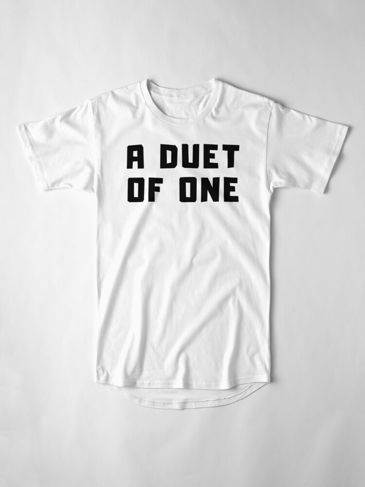 Alternate view of A DUET OF ONE Long T-Shirt