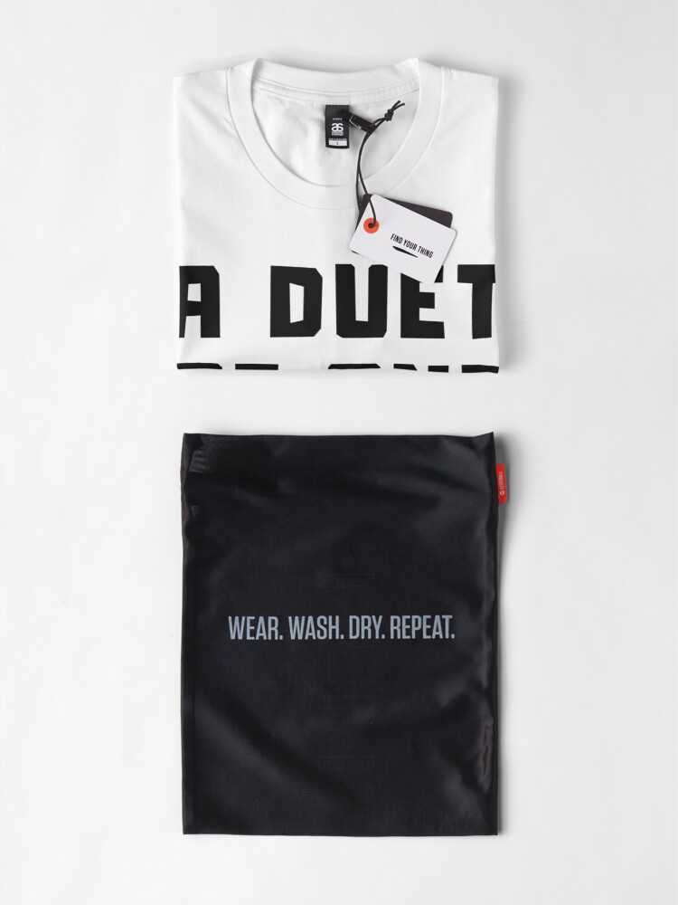 Alternate view of A DUET OF ONE Premium T-Shirt